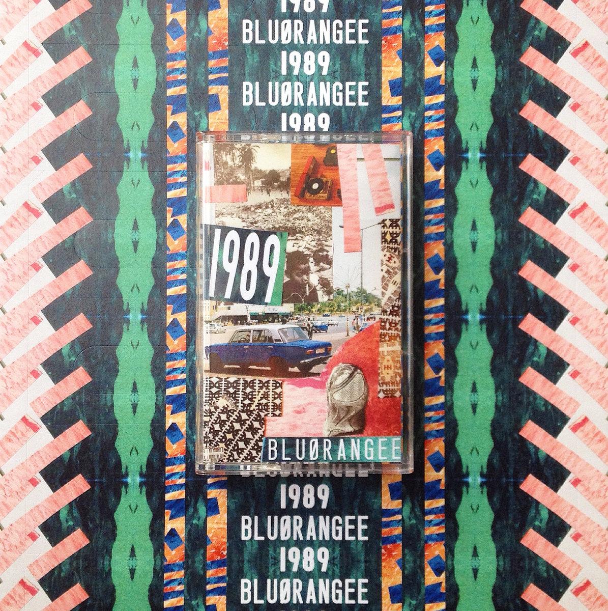 BLUØRANGEE – 1989