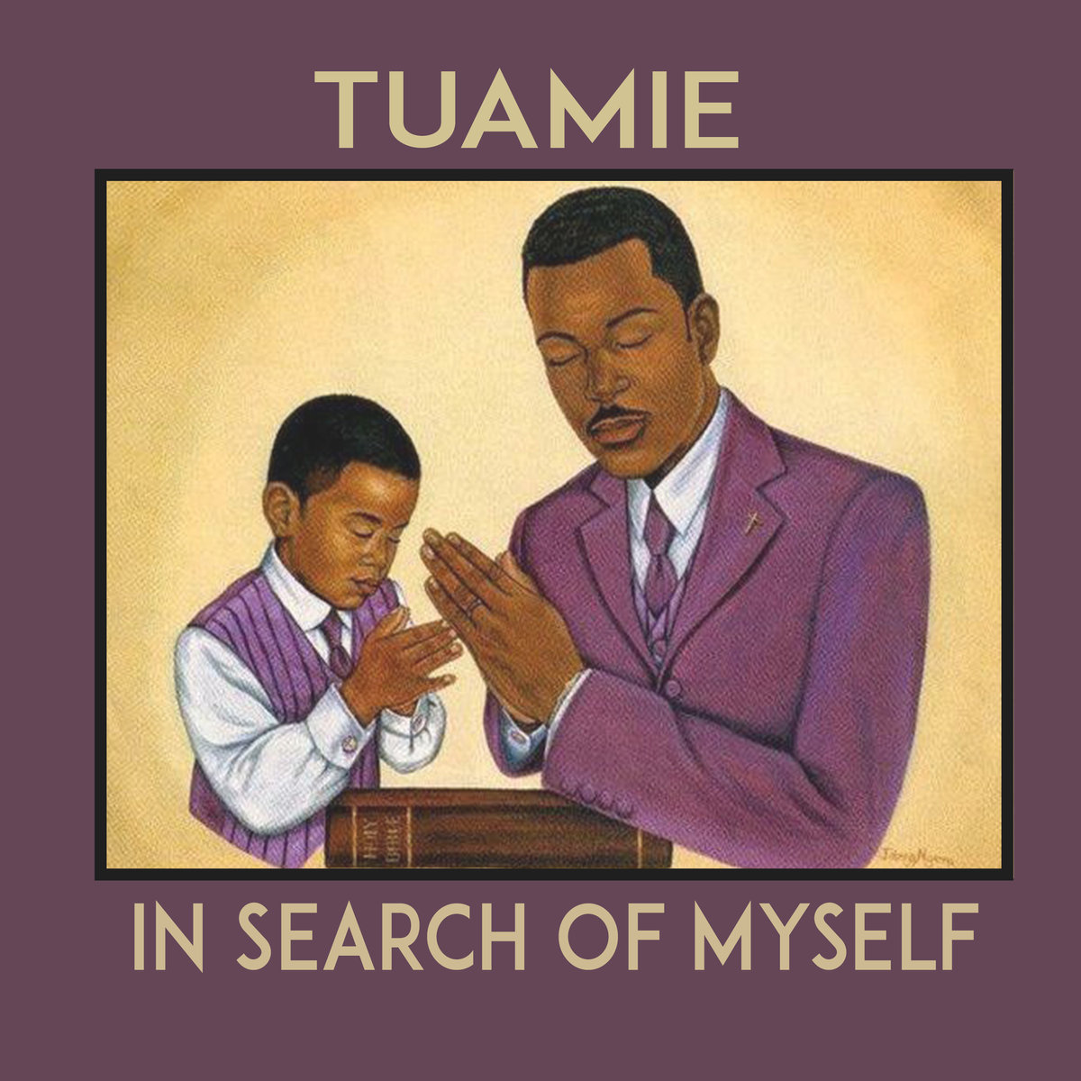 TUAMIE – In Search OfMyself