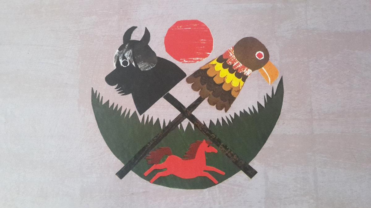 Wun Two – Buffalo Man & EagleKing