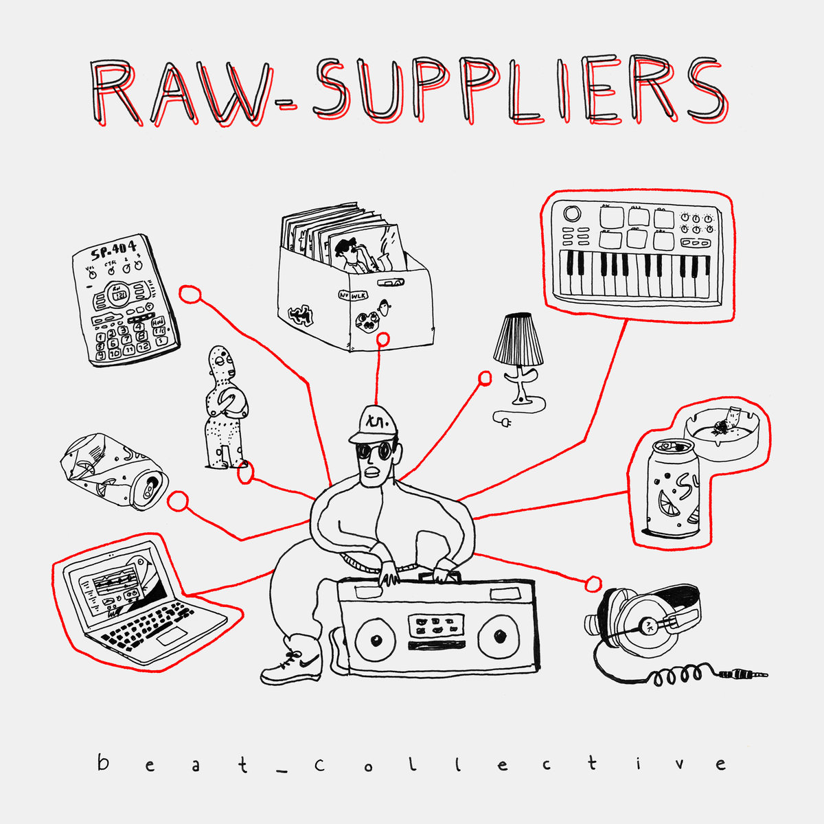 raw suppliers –beat_collective