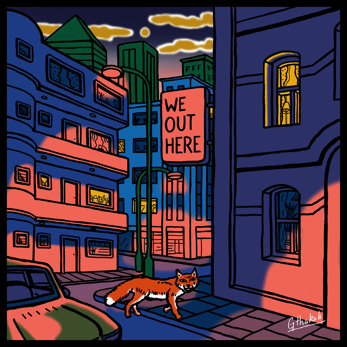 Brownswood Recordings – We Out Here