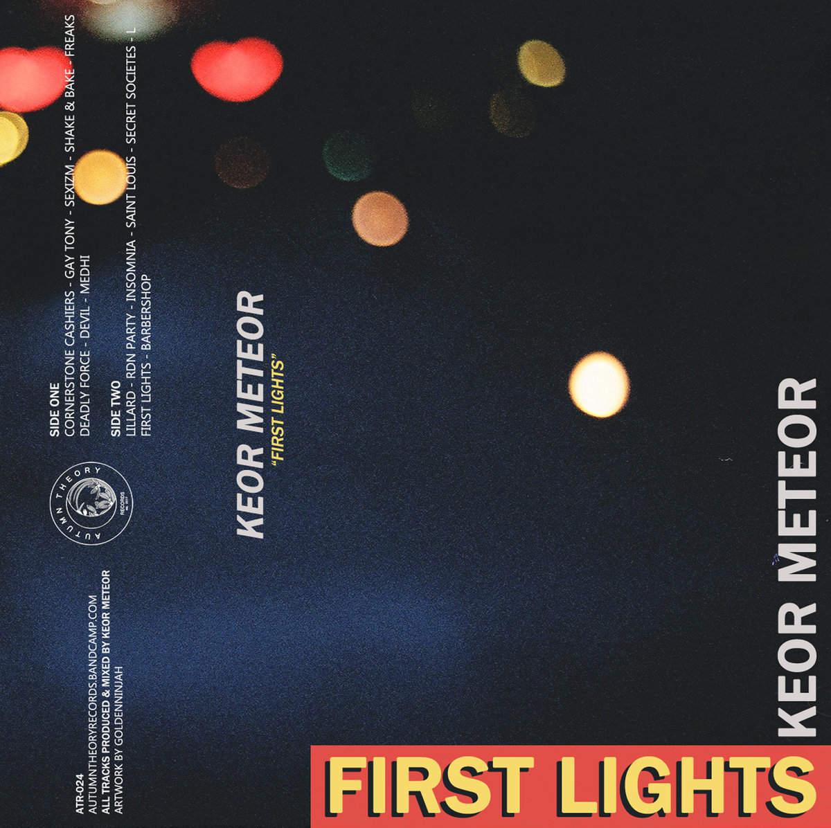 Keor Meteor – First Lights