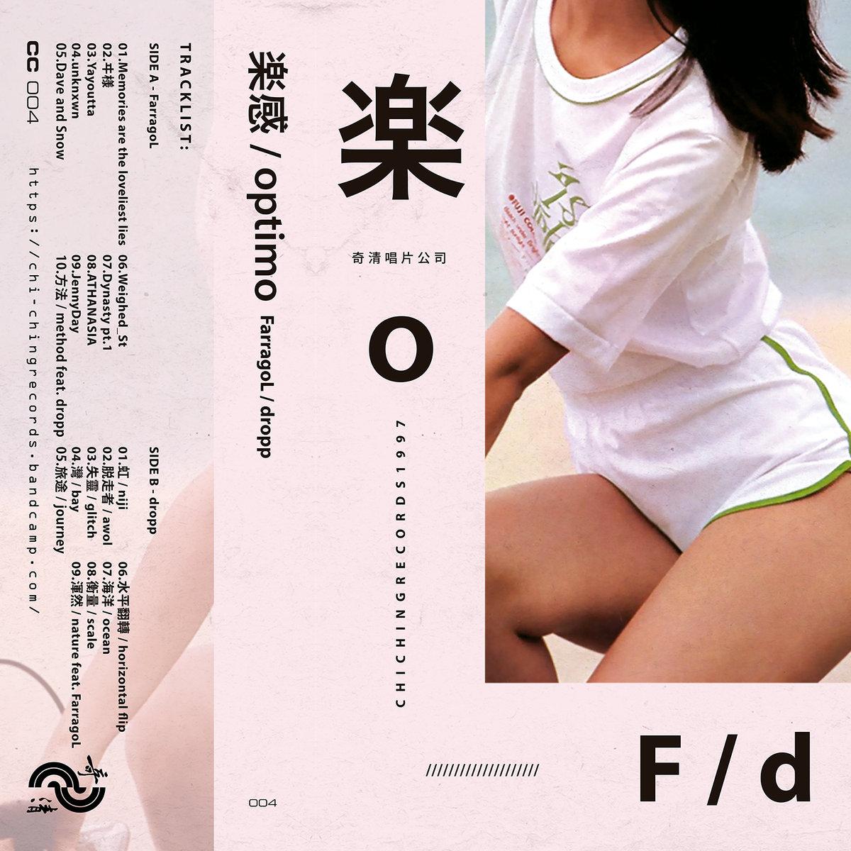 FarragoL & Dropp –  楽感 /optimo