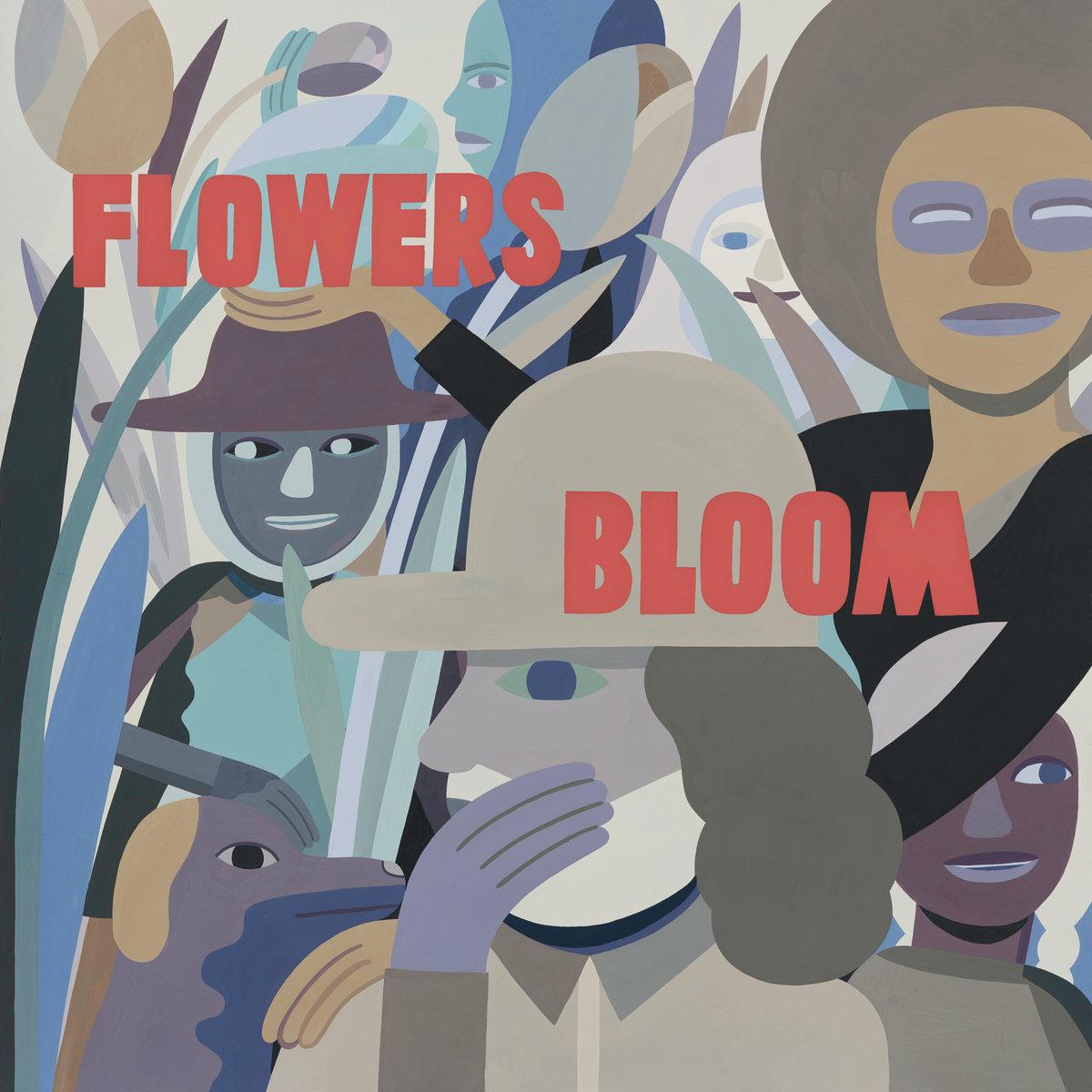 The Mixtapers feat. Georgia Anne Muldrow & Dudley Perkins – Flowers /Bloom