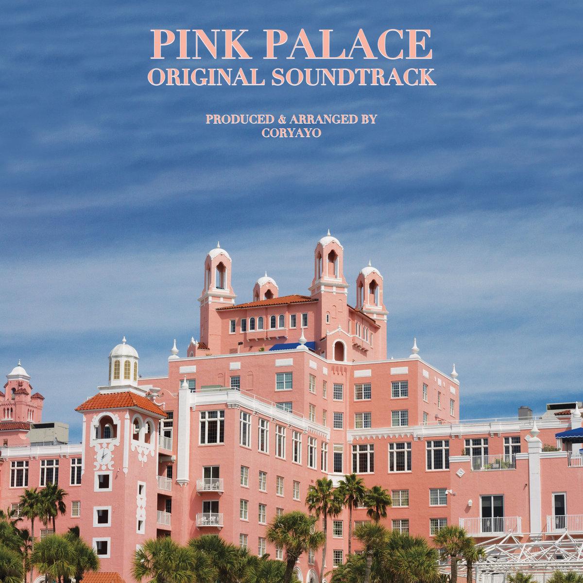 CoryaYo – PinkPalace