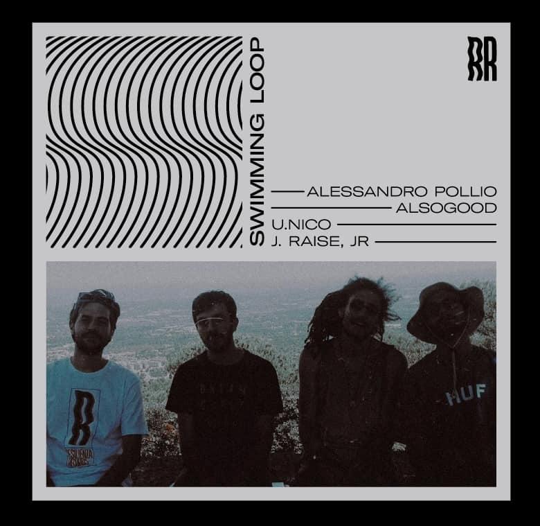 (PREMIERE) Alsogood, Alessandro Pollio, J Raise JR. , U.Nico – SwimmingLoop