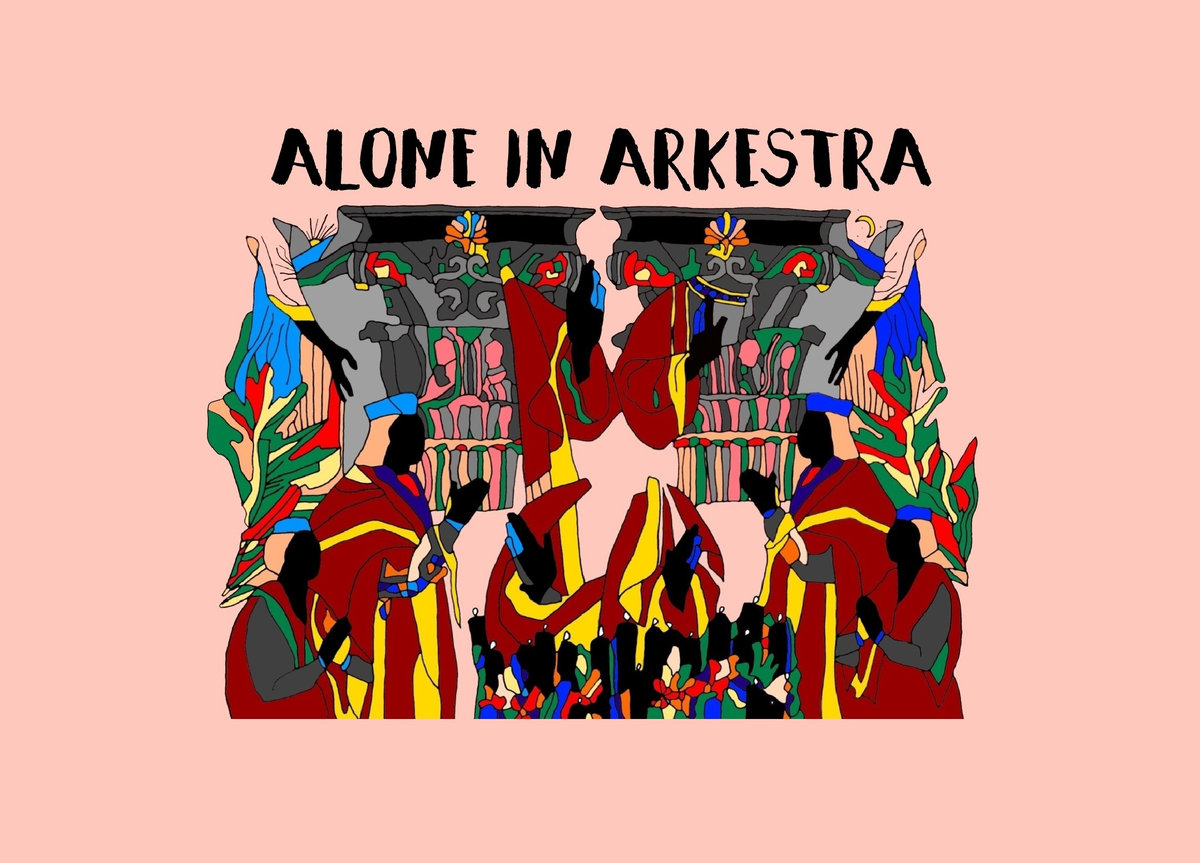 Varech – Alone in Arkestra
